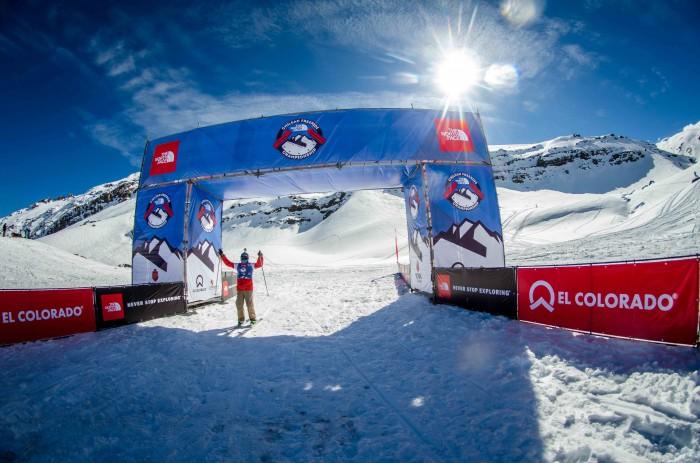 Campeón mundial de freeski ya está en Chile y anticipa un alto nivel de competencia en The North Face Chilean Freeride Championship